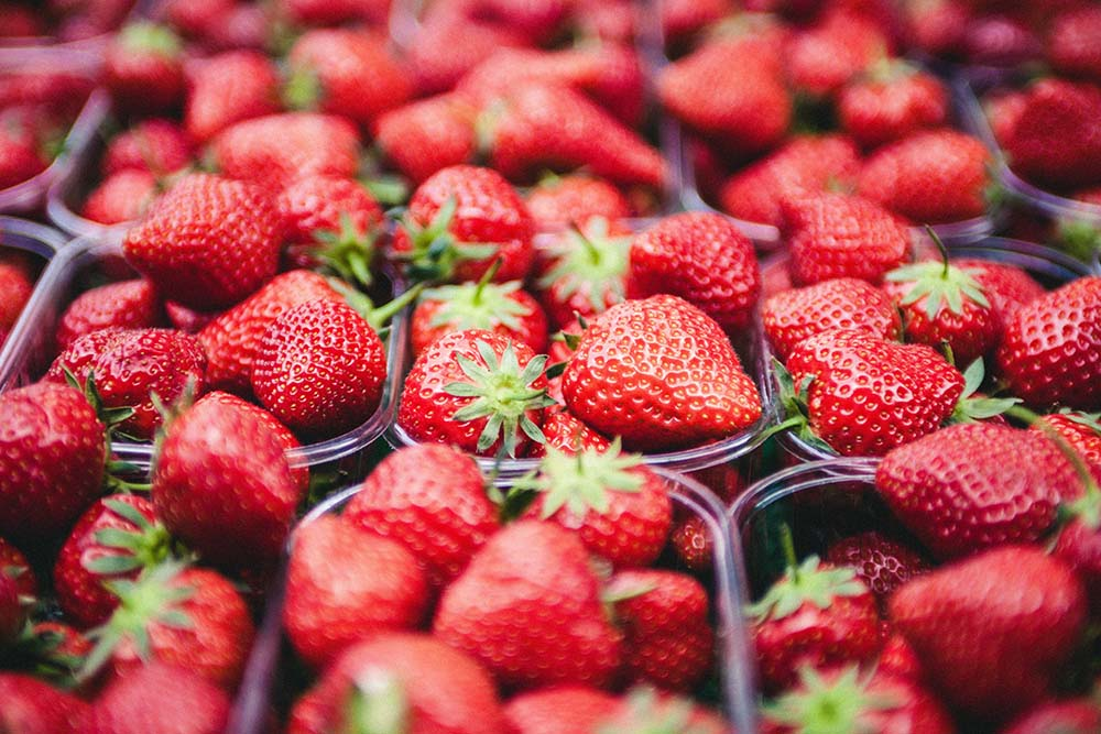 RECIPE | Simple Strawberry Syrup